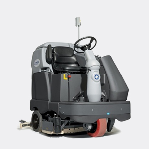 Large Area Ride on Scrubber Dryer