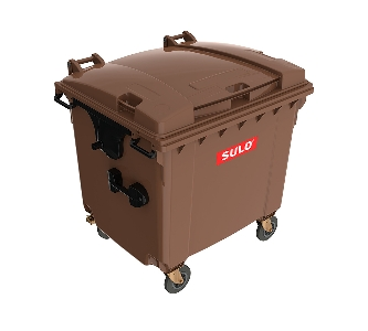 Sulo 1100 Ltr Flat Lid